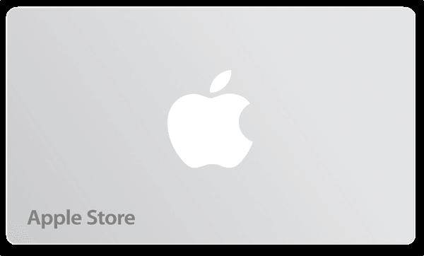 apple storeギフトカード