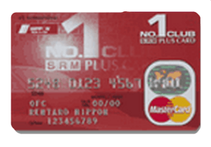 SRMプラスカード