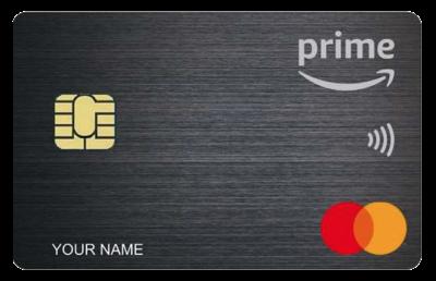 Amazon Prime Mastercard