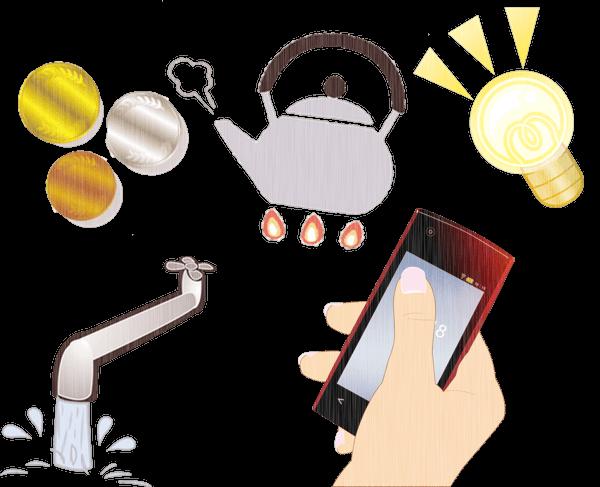 公共料金・携帯料金・税金をクレジットカード払いする方法