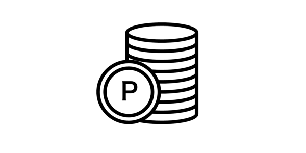 ポイントがザクザク貯まるクレジットカードのイメージ