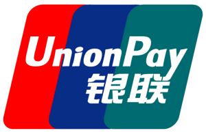 UnionPay(銀聯のロゴ)