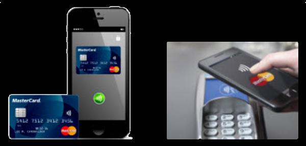 MasterCardコンタクトレス(PayPass)