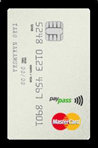 OricoCard PayPass