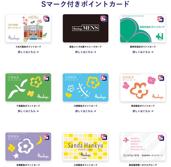阪急阪神ポイントカード