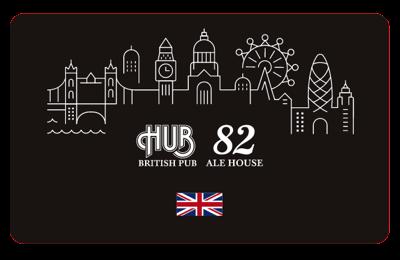 HUBのメンバーズカード