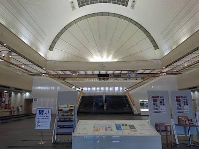 福岡市博物館の外観