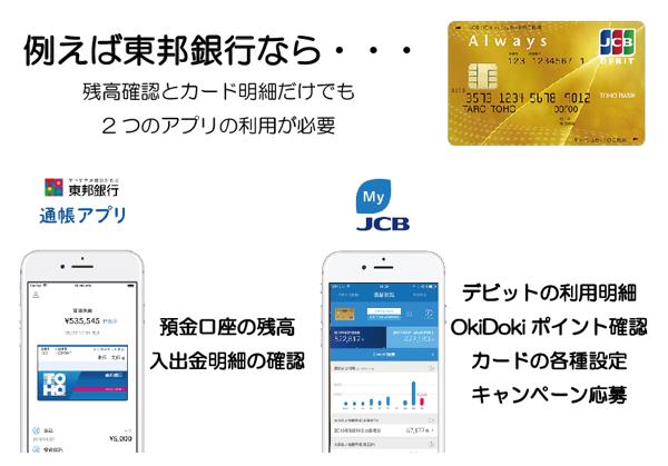 銀行 デビット カード 北洋