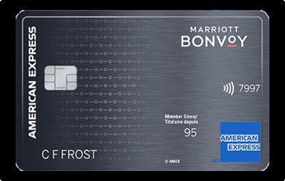 Marriott Bonvoy アメリカン・エキスプレス・カード