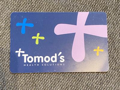 トモズポイントカード
